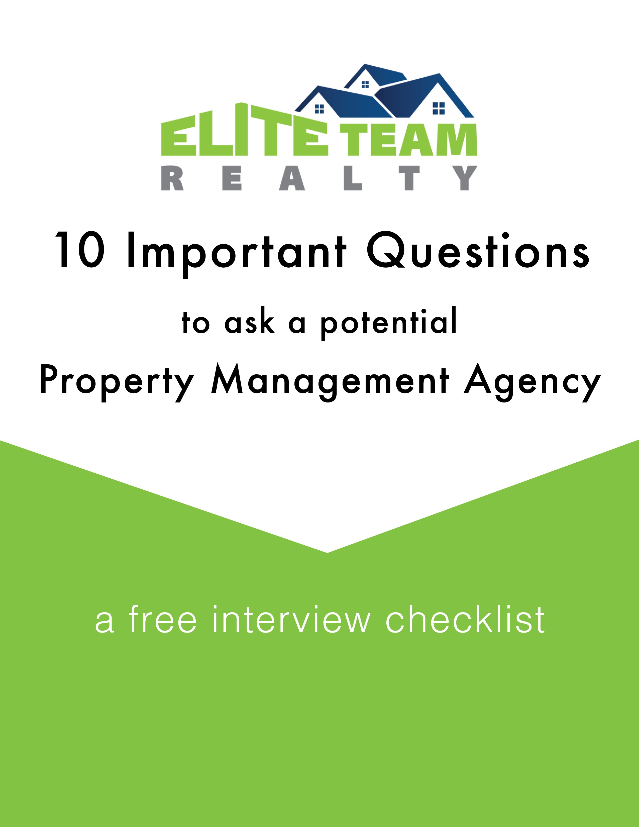 PropertyManagerChecklist